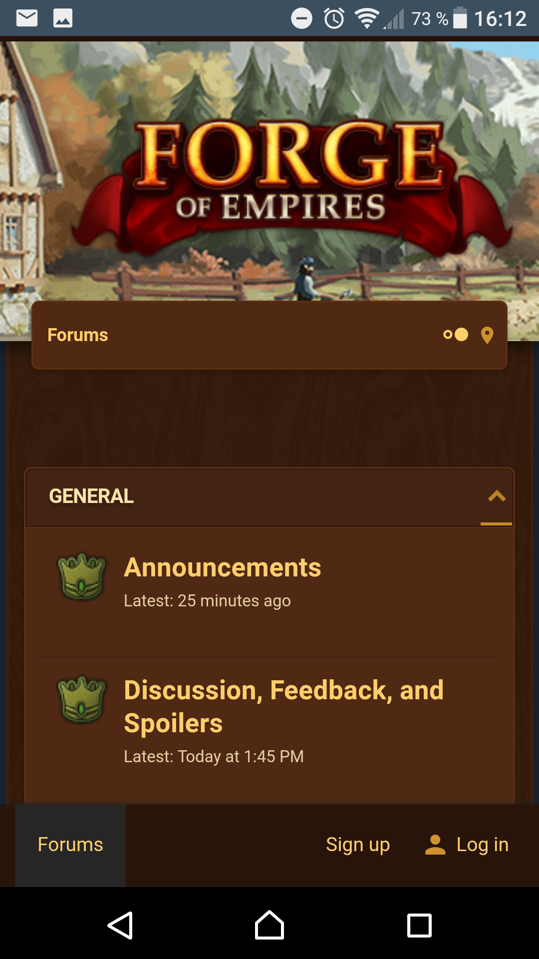 mobile Screenshot Forge